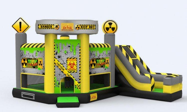 Toxic Bounce Combo
