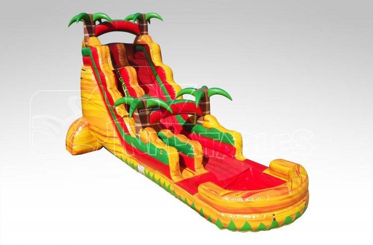 22' Tropical Fiesta Slide