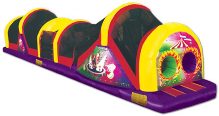 circus obstacle challenge 563043075 big Circus Time Obstacle Course