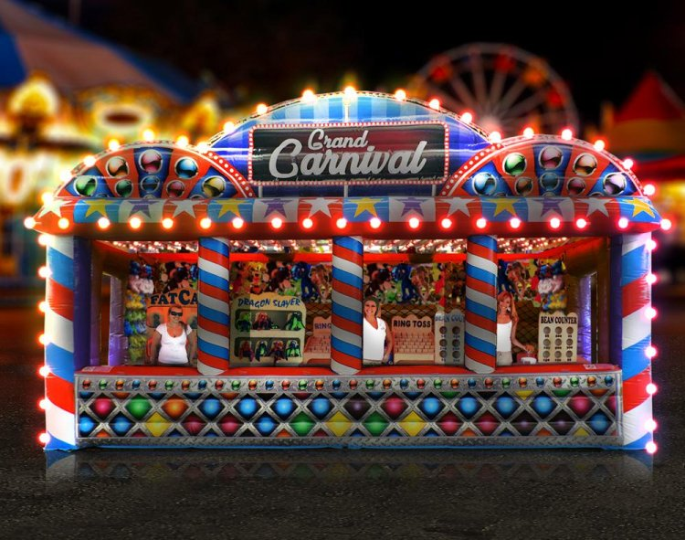 Grand Carnival Game Booth