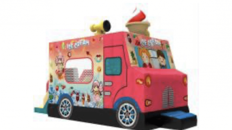 icecream20truck20bounce 146819079 big Ice Cream Truck Combo