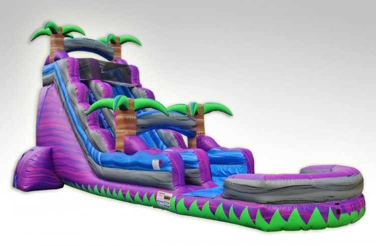 purple20monster3 345870 big 22' Purple Monster Slide