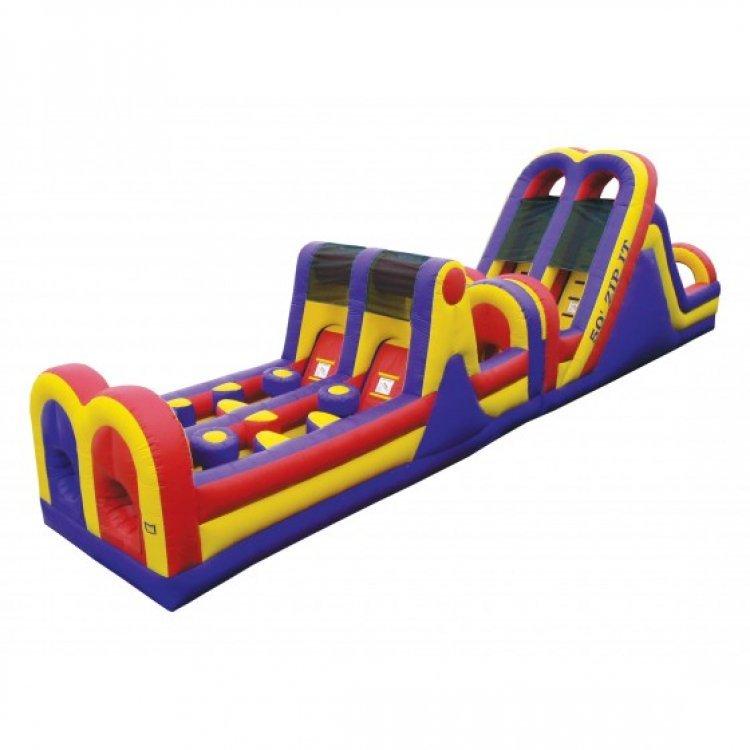 zip20it 129170604 big Zip It Obstacle Course