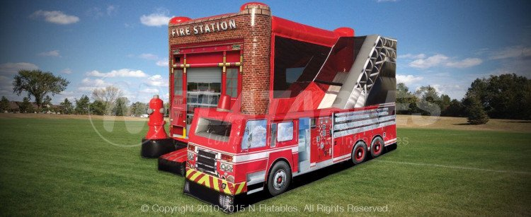 Fire Station combo